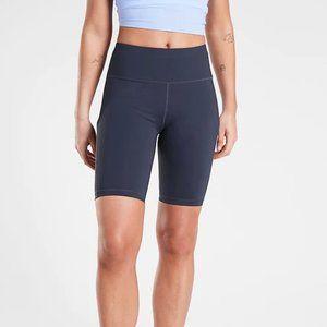 NWOT Athleta Navy Ultimate Stash Shorts